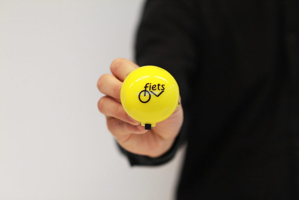 MP3 Bicycle bell - Recognizabell