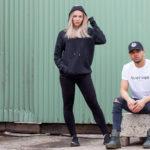 Non-woven tassen - Survivor streetwear