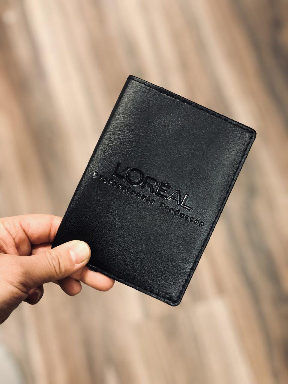 Couverture de passeport