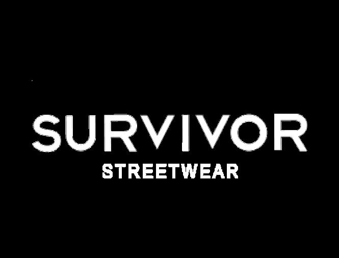 Survivor streetwear - Non-woven tassen